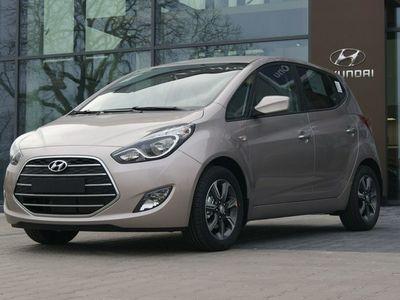 używany Hyundai ix20 1.6dm3 125KM 2018r. 5km Comfort 1.6 125KM White Sand