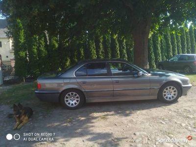 używany BMW 730 7 d E38 tylko 1380 szt w tym kolorze
