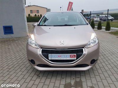 używany Peugeot 208