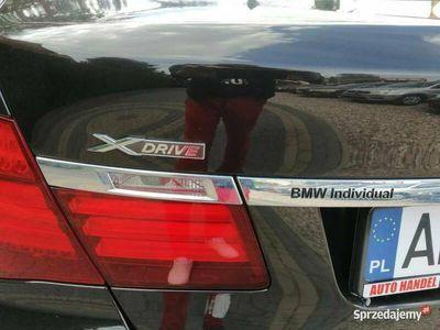 używany BMW 730 D 260KM X DRIVE FULL OPCJA INDIVIDUAL POLECAM