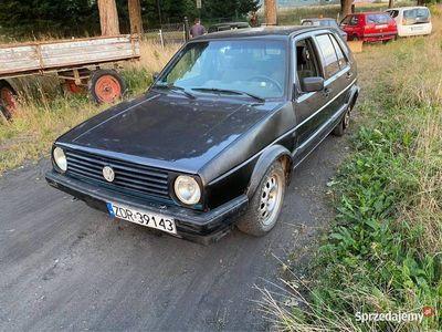 używany VW Golf II