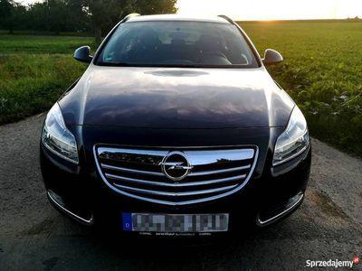używany Opel Insignia 2.0 DIESEL NAVI*KUBEŁKI-AGR*Z NIEMIEC*BEZWYP.
