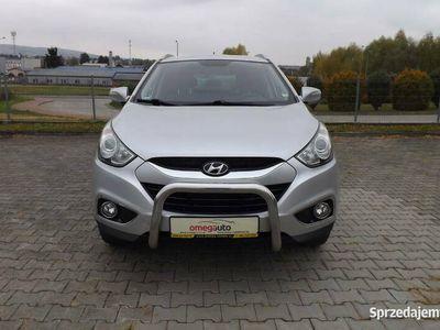 używany Hyundai ix35 Diesel 1,7 bez koła dwu masowego Klimatyzacja