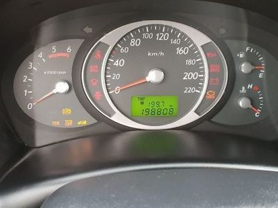 używany Hyundai Tucson I