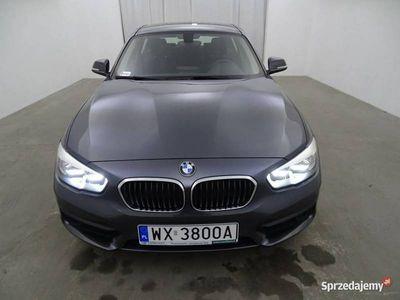 używany BMW 118 1.5dm 136KM 2018r. 19 174km