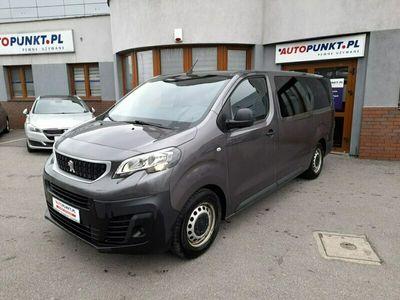 używany Peugeot Expert II TRAVELLER LONG SS 1.6 HDi 115 KM, Polski Salon, FV 23%, I-właściciel