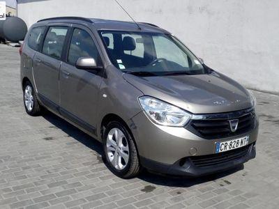 używany Dacia Lodgy 1.5dm 109KM 2013r. 143 000km
