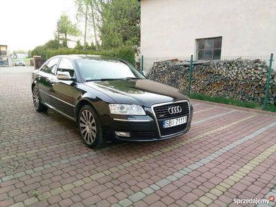 używany Audi A8 D3 3,2Fsi 260ps II Lift Model 2009 Prywatny
