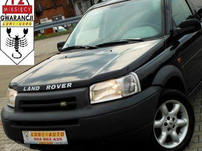 używany Land Rover Freelander I / GWARANCJA / ZADBANY /KRAJOWY / 4X4 /