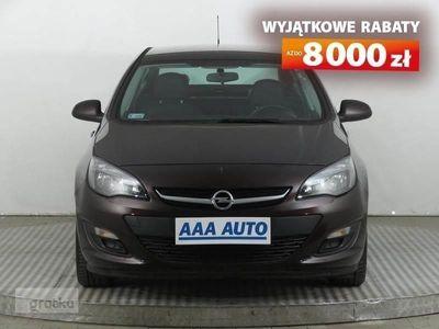 used Opel Astra  Salon Polska, Serwis ASO, Klima, Tempomat