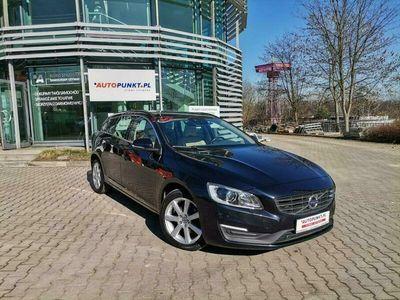 używany Volvo V60 I | Gwarancja Przebiegu i Serwisu | I-WŁ | ASO | FV23% | AT | Skóra |