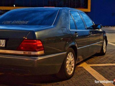 używany Mercedes S420 w140v8 lpg