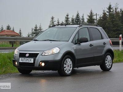 używany Fiat Sedici 1.6 Benzyna klimatyzacja ele. szyby ks serwisowa gwarancja przebiegu