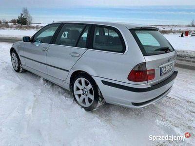 używany BMW 330 e46 d Touring