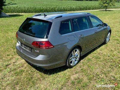 używany VW Golf Variant 1.4 TSI BlueMotion