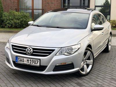 używany VW CC 1.8dm 160KM 2008r. 208 229km