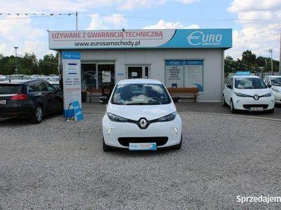 używany Renault Zoe ZoeQ90 Z.E. 40 Life EE Salon Polska F-vat Gwarancja Ładowarka (2012-)