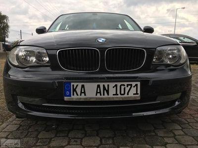 używany BMW 116 SERIA 1 d BEZWYP, ORG, LAK KS.SERW 178TKM B.OPCJA IDEAŁ, Rzeszów