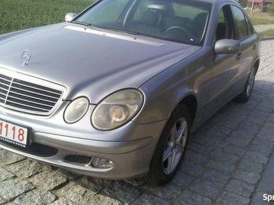 używany Mercedes E220 2003r automat