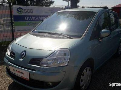 używany Renault Modus klima nowe sprzęgło środek jak nowy podgrzewane fotele niski przebieg