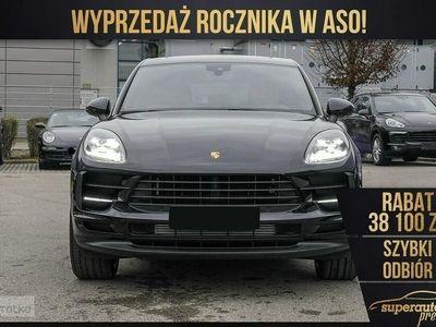 używany Porsche Macan 2.0 (245KM) | + Active Suspension + BOSE + PDLS + Asystent parkowani, Chorzów