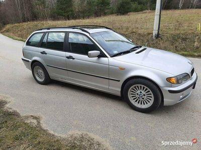 używany BMW 320 d e46