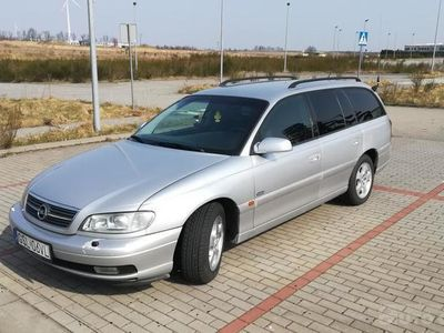brugt Opel Omega