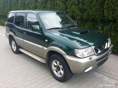 używany Nissan Terrano 2 2.7 TDI 2000r 4x4 long