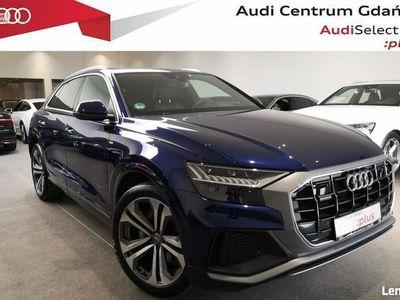 używany Audi Q8 50TDI   286KM   Panorama   Bang&Olufsen   Head up  Oś skrętna