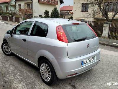 używany Fiat Grande Punto 1.4 B+GAZ OPŁACONY KLIMA STAN BDB!!