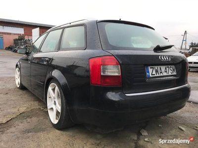 używany Audi A4 B6 1.9 tdi AVANT