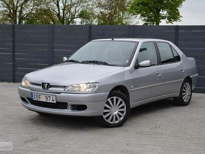 używany Peugeot 306 II 306-tka 1.6 Benzyna 88KM **Premium** Niski Przebieg / 33 zdjęcia**