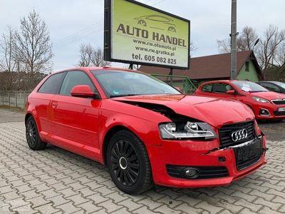 używany Audi A3 II (8P) 1,4 TFSI 125KM, Po Liftingu!, Ostrzeszów
