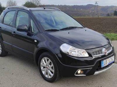 używany Fiat Sedici 1.6 Benzyna 120 KM 2011r