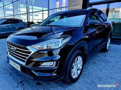 """używany Hyundai Tucson 2019 Comfort + 8"""" Nawigacja"""