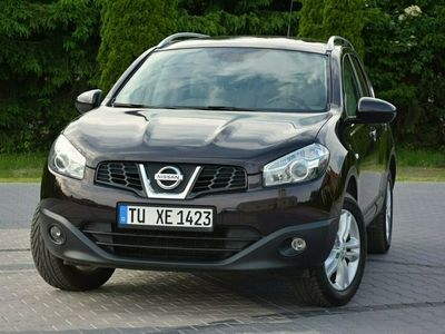 "używany Nissan Qashqai +2 2.0i(141KM)*Lift*7-Foteli*Panorama*Navi*Kamera*Reling*Alu17""ASO I (2008-)"