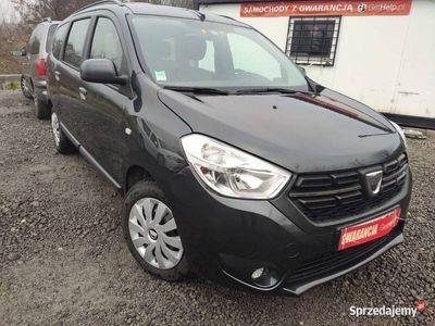 używany Dacia Lodgy 1.2 TCE klima 7 MIEJSC stan bdb