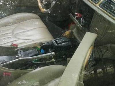 używany Jaguar S-Type na części