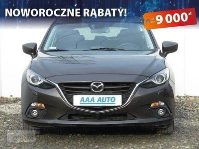 używany Mazda 3 III Salon Polska, Navi, Xenon, Bi-Xenon, Klimatronic, Tempomat,