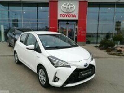 używany Toyota Yaris III Hybrid 100 Premium City Salon PL Serwis ASO Gwarancja