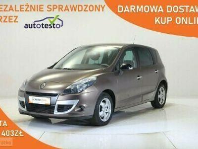 używany Renault Scénic III DARMOWA DOSTAWA, Skóra, Navi, Tempomat, Grzane fotele, Serwis ASO III (2009-2016)