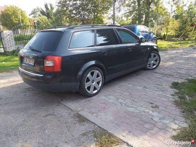używany Audi A4 S4B6