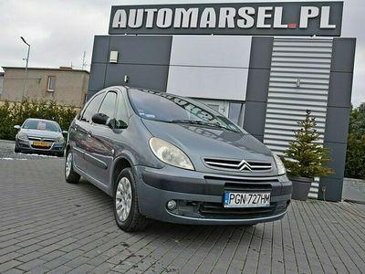 używany Citroën Xsara Picasso 2.0HDI*Klimatronik*Zarejestrowana*Polecam