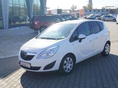 używany Opel Meriva B 1,3 CDTI,Bezwypadkowy,Dobre Wyposażenie