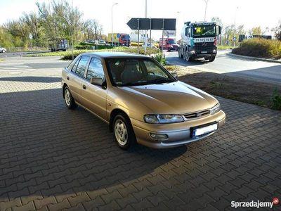 używany Kia Sephia - Benzyna plus Gaz, ubezpieczona i zarejestrowana