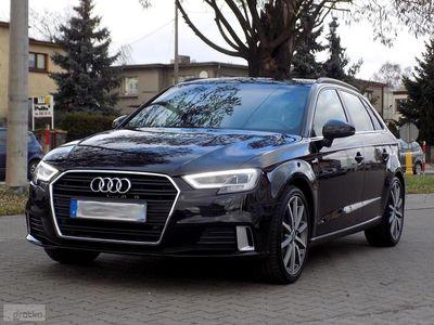 używany Audi A3 III (8V) 1.4tsi 150KM! ful leed! navi! alum18! 12tys km, Ostrów Wielkopolski