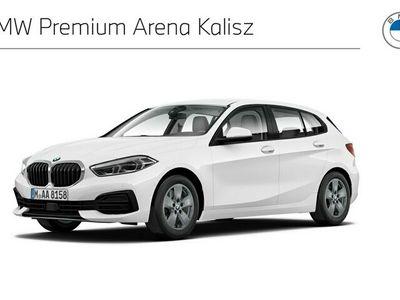 używany BMW 118 2dm 150KM 2021r. 1km