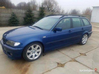 używany BMW 330 E46 D M-pakiet, Manual, ZERO RDZY, BDB Stan