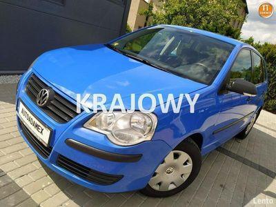 używany VW Polo 1.2dm 55KM 2007r. 125 000km