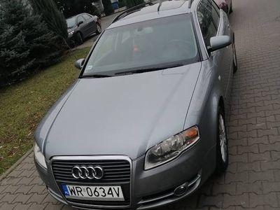 używany Audi A4 B7, czarna skóra,grzane fotele,2005r